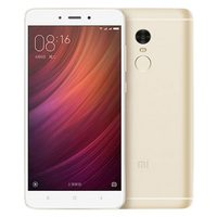 "Xiaomi Redmi Note 4 - CZ LTE Global 64GB zlatá / 5.5"" / OC 2.0GHz / 4GB RAM / 64GB / 13MP +  5MP / Dual-SIM / Android 7"