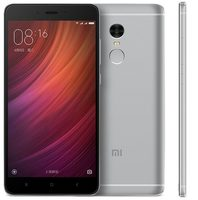 "Xiaomi Redmi Note 4 - CZ LTE Global 64GB šedá / 5.5"" / OC 2.0GHz / 4GB RAM / 64GB / 13MP +  5MP / Dual-SIM / Android 6"