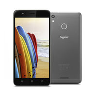 "Gigaset GS270 šedá / 5.2"" / Octa-Core 1.5GHz / 2GB RAM / 16GB / 13MP+5MP / Android 7.0"