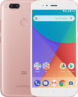 "Xiaomi Mi A1 CZ LTE 64GB Rose Gold / 5.5"" / OC 2.0GHz / 4GB RAM / 64GB / 12MP+12MP+5MP / Dual-SIM / Android 7.1"
