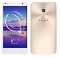 "Alcatel U5 HD PREMIUM 5047U Metallic Gold / CZ distribuce / 5"" / Q-C 1.25GHz / 2GB / 16GB / 13MP+8MP / Android 7"
