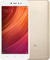 "Xiaomi Redmi Note 5A 16GB CZ LTE zlatá / 5.5"" / OC 1.4GHz / 2GB RAM / 16GB / 13MP+5MP / Dual-SIM / Android 7"