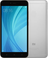 "Xiaomi Redmi Note 5A 16GB CZ LTE šedá / 5.5"" / OC 1.4GHz / 2GB RAM / 16GB / 13MP+5MP / Dual-SIM / Android 7"