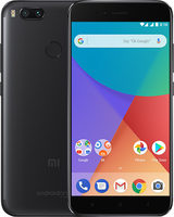 "Xiaomi Mi A1 CZ LTE 64GB Black / 5.5"" / OC 2.0GHz / 4GB RAM / 64GB / 12MP+12MP+5MP / Dual-SIM / Android 7.1"