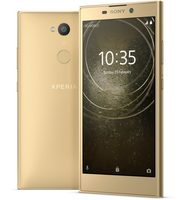 "Sony Xperia L2 DS zlatá / 5.5"" / Quad-Core 1.5GHz / 3GB RAM / 32GB / 13MP+8MP / Android 7.1"