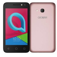 "Alcatel U3 4049D Rose Gold / CZ distribuce / 4"" / D-C 1.3GHz / 512MB / 4GB / 2MP+1.3MP / Android 6.0"