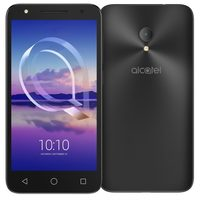 "Alcatel U5 HD PREMIUM 5047U Metallic black / CZ distribuce / 5"" / Q-C 1.25GHz / 2GB / 16GB / 13MP+8MP / Android 7"