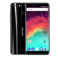 "UleFone MIX 2 DS černá / 5.7"" HD+ / Q-C 1.3GHz / 2GB / 16GB / 13MP+5MP+8MP / Android 7"