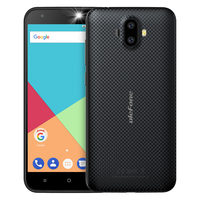 "UleFone S7 DS černá / 5"" HD / Q-C 1.3GHz / 1GB / 8GB / 8MP+5MP+2MP / Android 7"