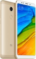 "Xiaomi Redmi 5 Plus 32GB CZ LTE zlatá  / 5.99"" / OC 2.0GHz / 3GB RAM / 32GB / 12MP+5MP / Dual-SIM / Android 7.0"