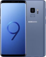 "SAMSUNG Galaxy S9 64GB modrá / 5.8"" / OC 4x2.8GHz + 4x1.7GHz / 4GB / 64GB / 12MP+8MP / LTE / Android 8.0"