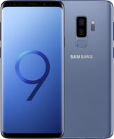 "SAMSUNG Galaxy S9 Plus 64GB modrá / 6.2"" / OC 4x2.8GHz + 4x1.7GHz / 6GB / 64GB / 12MP+12MP+8MP / LTE / Android 8.0"