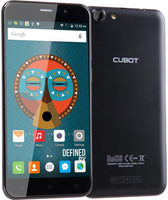 "Bazar - CUBOT Note S 16GB černá / 5.5"" / Q-C 1.3GHz / 2GB / 16GB / 8MP+5MP / Android 5.1"
