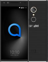 "Alcatel 5 5086D Mettalic Black / 5.7"" / OC 1.5GHz / 3GB RAM / 32GB ROM / 13MP+13MP+5MP / Android 7.0"