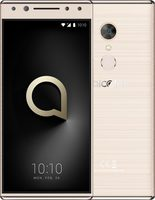 "Alcatel 5 5086D Mettalic Gold / 5.7"" / OC 1.5GHz / 3GB RAM / 32GB ROM / 13MP+13MP+5MP / Android 7.0"