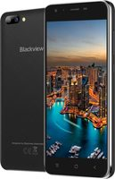 "iGET Blackview GA7 černá / 5"" / Quad-Core 1.3 GHz / 1 GB RAM / 8 GB / 8MP+5MP+0.3MP / Android 7.0"