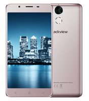 "iGET Blackview GP2 Lite Mocha / 5.5"" / Octa-Core 1.3 GHz / 3 GB RAM / 32 GB / 13 MPx+8 MPx / Android 7.0"