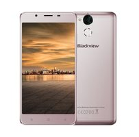 "iGET Blackview GP2 Mocha / 5.5"" / Octa-Core 1.5 GHz / 4 GB RAM / 64 GB / 13 MPx+8 MPx / Android 6.0"