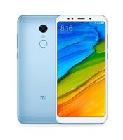 "Xiaomi Redmi 5 Plus 4+64GB CZ LTE modrá / 5.99"" / OC 2.0GHz / 4GB RAM / 64GB / 12MP+5MP / Dual-SIM / Android 7.0"