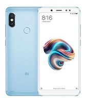 "Xiaomi Redmi Note 5 3+32GB CZ LTE modrá / 5.99"" / OC 1.8GHz / 3GB RAM / 32GB / 12MP+5MP+13MP / Dual-SIM / Android 8.1"