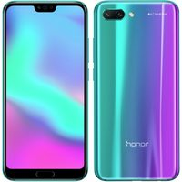 "Honor 10 128GB Phantom Green / 5.84"" / O-C 2.36GHz / 4GB RAM / 128GB / 24MP+16MP+24MP / Android 8.1"