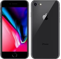 Apple iPhone 8 - 256GB černá / iOS11
