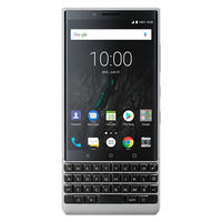 Rozbaleno - BlackBerry KEY2 Silver / 4.5&quot / Octal-Core 2.2GHz / 6GB RAM / 64GB / 12 MP + 12MP + 8MP / Android 8.1 / rozbaleno