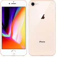 Zánovní - Apple iPhone 8 - 256GB zlatá / iOS12 / bazar