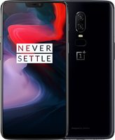 "OnePlus 6 128GB Mirror Black / EU / 6.28"" / O-C 1.76GHz / 8GB RAM / 128GB / 16MP+20MP+16MP / Android 8.0"