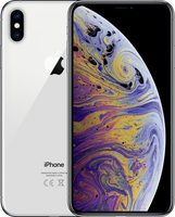 "Apple iPhone XS Max 256GB stříbrná / 6.5"" / Hexa-core / 4GB / 256GB / 12+12MP+7MP / iOS12"