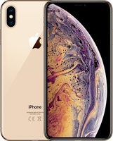 "Apple iPhone XS Max 512GB zlatá / 6.5"" / Hexa-core / 4GB / 512GB / 12+12MP+7MP / iOS12"