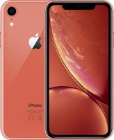 "Apple iPhone XR 64GB korálově červená / 6.1"" / Hexa-core / 3GB / 64GB / 12MP+7MP / iOS12"