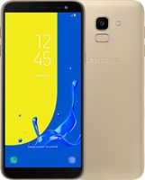"SAMSUNG Galaxy J6 32GB zlatá / 5.6"" / O-C 1.6GHz / 3GB / 32GB / 13MP+8MP / LTE / Android 8.0"