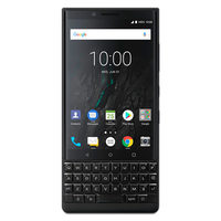 Rozbaleno - BlackBerry KEY2 Black / 4.5&quot / Octal-Core 2.2GHz / 6GB RAM / 64GB / 12 MP + 12MP + 8MP / Android 8.1 / rozbaleno