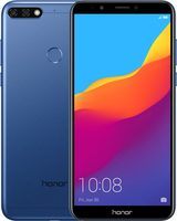 "Honor 7C Dual SIM LTE Alurora Blue / 5.99"" / O-C 1.8GHz / 3GB RAM / 32GB / 13+2MP+8MP / Android 8"