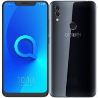 "Alcatel 5V 5060D Spectrum Black / 6.2"" / OC 2.0GHz / 3GB RAM / 32GB ROM / 12+2MP+8MP / Android 8.1"