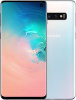 "SAMSUNG Galaxy S10 128GB bílá / 6.1"" / OC 2x2.7+2x2.3+4x1.9GHz / 8GB / 128GB / 12+12+16MP+10MP / Android 9.0"