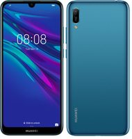 "HUAWEI Y6 (2019) Dual SIM modrá / 6.09"" / QC 2GHz / 2GB / 32GB / 13+8MP / Android 9"