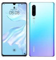 "HUAWEI P30 Dual SIM Breathing Crystal / 6.1"" / OC 2.6GHz / 6GB / 128GB / 40+16+8MP+32MP/ Android 9.0"
