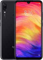 "Xiaomi Redmi Note 7 4+64GB černá / 6.3"" / OC 2.2GHz / 4GB RAM / 64GB / 48+5MP+13MP / Dual-SIM / Android 9"
