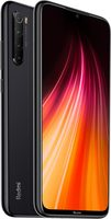 "Xiaomi Redmi Note 8T 4+128GB šedá / 6.3"" / OC 4x2.0+4x1.8GHz / 4GB RAM / 128GB / 48+8MP+2MP+2MP+13MP / DS / Android 9"