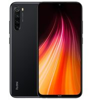 "Xiaomi Redmi Note 8 4+64GB černá / 6.3"" / OC 4x2.0+4x1.8GHz / 4GB RAM / 64GB / 48+8MP+2MP+2MP+13MP / DS / Android 9"