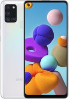 "SAMSUNG Galaxy A21s 32GB bílá / 6.5"" / O-C 2.0 GHz / 3GB / 32GB / 48+8+2+2MP + 13MP / Android 10"