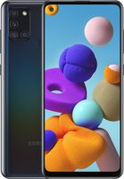 "SAMSUNG Galaxy A21s 32GB černá / 6.5"" / O-C 2.0 GHz / 3GB / 32GB / 48+8+2+2MP + 13MP / Android 10"