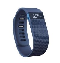 Fitbit Charge velikost L / Fitness / Android / iOS / modrá / výprodej