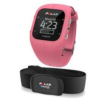 Polar A300 HR / Fitness / Bluetooth / růžová