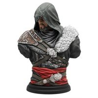 Figurka Assassins Creed Revelations Ezio Mentor Bust