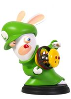 Mario + Rabbids Kingdom Battle 6 Figurine - Luigi