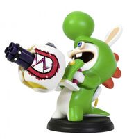 Mario + Rabbids Kingdom Battle 6 Figurine - Yoshi