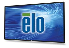 "ELO 5502L 55"" Projected Capacitive černá / 1920x1080 / 16:9 / 12ms / 1100:1 / 450cd-m2 / VGA+2x HDMI+DP / USB"